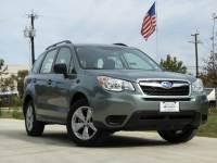 Certified Pre-Owned 2016 Subaru Forester 2.5i SUV in San Antonio, TX