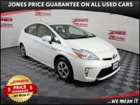 2012 Toyota Prius Four Hatchback Front-wheel Drive