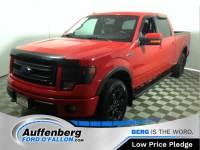2013 Ford F-150 FX4 Truck V8 FFV