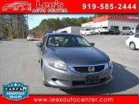 2008 Honda Accord EX-L Coupe AT