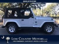2005 Jeep Wrangler X Rocky Mountain Edition