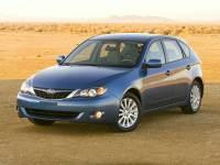 2008 Subaru Impreza WRX Hatchback