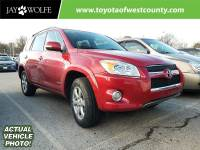 Pre-Owned 2012 TOYOTA RAV4 4WD 4DR I4 LIMITED Four Wheel Drive 4 Door