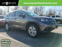 Pre-Owned 2012 HONDA CR-V 4WD 5DR EX-L Four Wheel Drive Sport Utility Vehicle