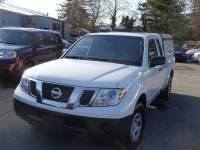 2014 Nissan Frontier 4x2 SV 4dr King Cab 6.1 ft. SB Pickup 5M