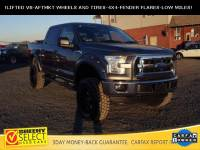 2016 Ford F-150 Truck SuperCrew Cab V-8 cyl