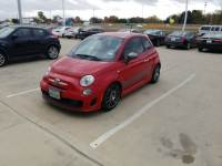 2013 FIAT 500 Abarth Hatchback Front-wheel Drive in Irving, TX