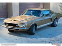 Used 1968 Ford Mustang Shelby Cobra