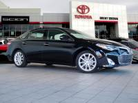 Certified Pre-Owned 2014 Toyota Avalon LTD FWD 4dr Car