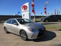 Used 2016 Toyota Camry SE Sedan FWD For Sale in Houston