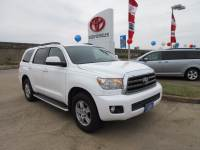 Used 2008 Toyota Sequoia SR5 SUV 4WD For Sale in Houston