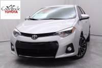 2016 Toyota Corolla Sedan Front-wheel Drive