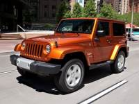 2011 Jeep Wrangler Sport SUV 4x4