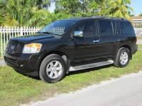 2011 Nissan Armada 4x2 SL 4dr SUV
