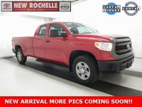 2017 Toyota Tundra 4WD SR Double Cab 8.1' Bed 5.7L