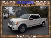 Used 2010 Ford F-150 Platinum Loaded !!!
