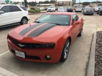 Pre-Owned 2012 Chevrolet Camaro 1LT Rear Wheel Drive Coupe