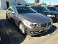 Pre-Owned 2013 BMW 5 Series 550i Rear Wheel Drive Sedan