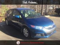 Pre-Owned 2013 Honda Insight LX Hatchback For Sale | Raleigh NC