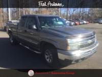 Pre-Owned 2006 Chevrolet Silverado 1500 LS Truck Extended Cab For Sale | Raleigh NC