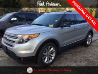 Pre-Owned 2014 Ford Explorer XLT SUV For Sale | Raleigh NC