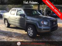 Pre-Owned 2007 Honda Ridgeline RTL Truck Crew Cab For Sale | Raleigh NC