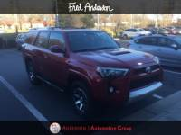 Pre-Owned 2017 Toyota 4Runner SUV For Sale   Raleigh NC