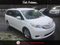 Pre-Owned 2016 Toyota Sienna L Van For Sale | Raleigh NC