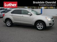 Certified 2015 Chevrolet Equinox AWD 1LT