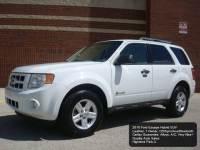 2010 Ford Escape Hybrid Limited Hybrid 4dr SUV