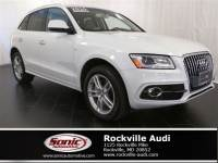 Certified Used 2016 Audi Q5 3.0T SUV in Rockville, MD