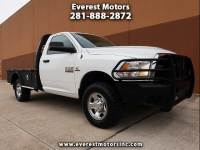 2013 Dodge Ram 2500 TRADESMAN SINGLE CAB 4WD