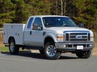 2008 Ford F-250 Super Duty 4WD SuperCab 158 Lariat