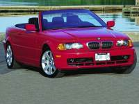 2001 BMW 325Ci 325Ci Convertible