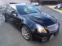 2011 Cadillac CTS-V Car