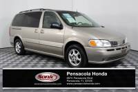2002 Oldsmobile Silhouette GLS 4dr in Pensacola
