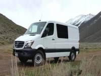 2015 Mercedes-Benz Sprinter 4x2 2500 144 WB 3dr Crew Van