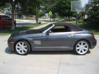 2005 Chrysler Crossfire Limited 2dr Roadster