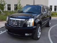 2012 Cadillac Escalade ESV AWD Platinum Edition 4dr SUV