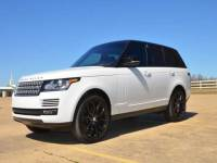 2016 Land Rover Range Rover AWD HSE Td6 4dr SUV