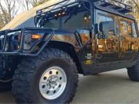 2002 HUMMER H1 Open Top 4WD 4dr SUV