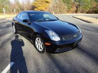 2006 Infiniti G35 2dr Coupe w/automatic