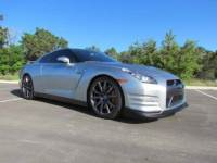 2014 Nissan GT-R AWD Black Edition 2dr Coupe