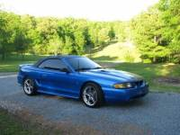 1998 Ford Mustang SVT Cobra 2dr Convertible