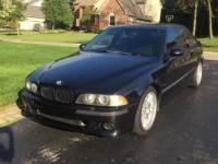 2000 BMW M5 4dr Sedan