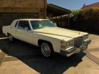 1984 Cadillac Fleetwood Brougham 2dr Coupe