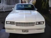 1985 Chevrolet El Camino 2dr Standard Cab