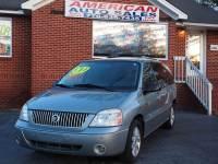 2007 Mercury Monterey Luxury 4dr Mini-Van