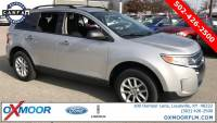 Pre-Owned 2013 Ford Edge SE FWD Sport Utility