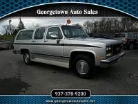 1989 GMC Suburban 2500 2WD